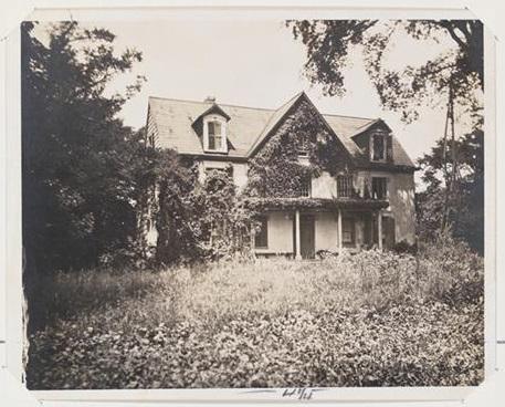 Ferris Grange or Grove Farm