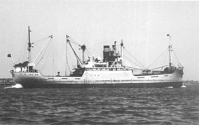 Sister ship to the Watson Ferris