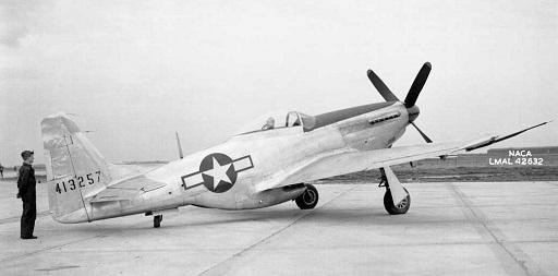 P-51D aircraft