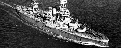 battleship USS Texas, World War I